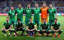 Het elftal van Noord-Ierland.