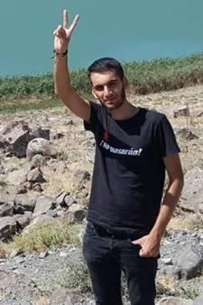 In Turkije opgepakte Dordtenaar Ekrem Deniz Osmanogullari vrij