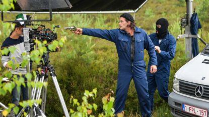 """Lucas Van den Eynde speelt ontvoerde ijscoboer in nieuwe misdaadreeks: """"Soms is het verhaal zo gênant dat het grappig wordt"""""""