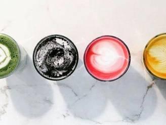 Hoe drink jij je koffie? Roze, groen of als martini?