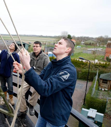 Windlust in Hoek: twee molenaars in opleiding, wat een luxe