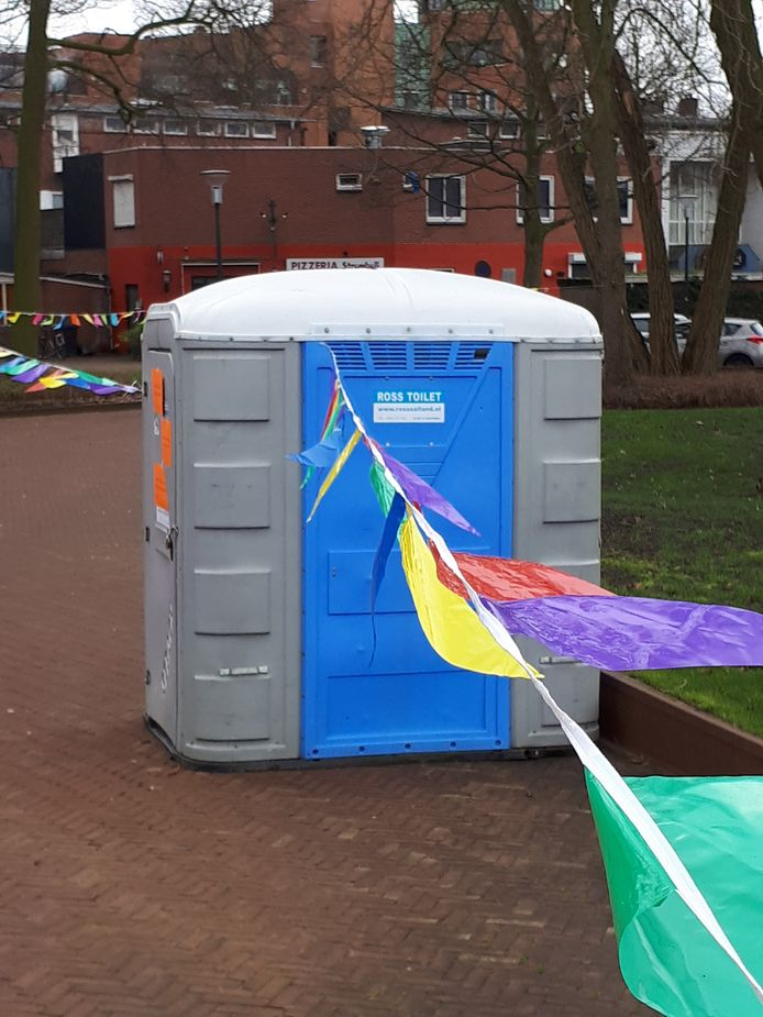 Het Gehandicapten Platform Hellendoorn voert al jaren  een 'beschavingsoffensief' om weer een openbaar toilet in het centrum van Nijverdal te krijgen.
