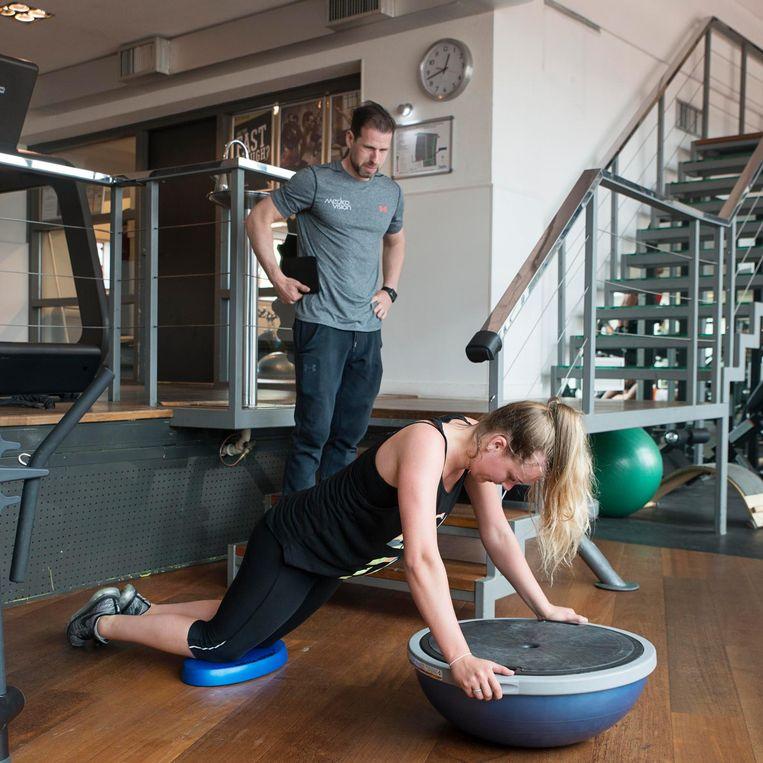 Sportschool Medico Vision Beeld Charlotte Odijk