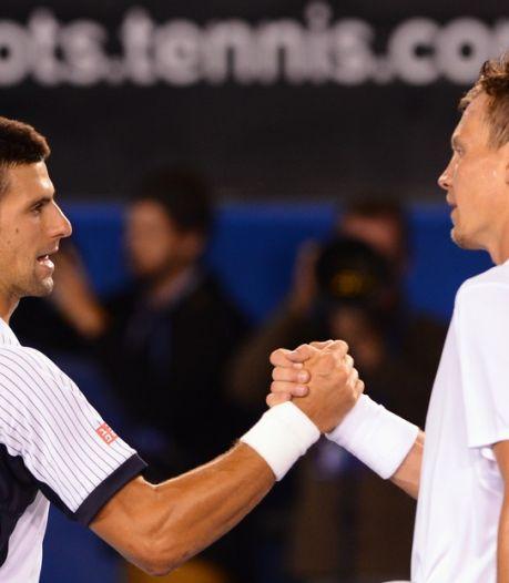 Djokovic a bien récupéré de son marathon contre Wawrinka