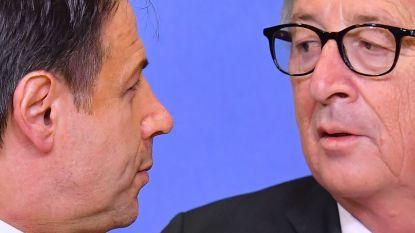 Italië gaat afgekeurde begroting mogelijk toch herzien