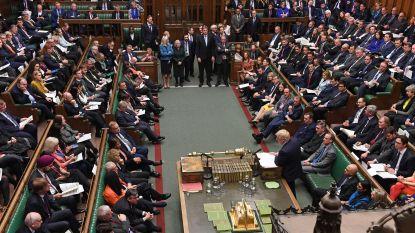 Opnieuw onenigheid in Brits parlement, Lagerhuis stemt aanpassingen aan brexitakkoord vlot weg
