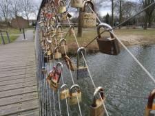 Verdwenen slotjes in Elzeneindpark: waar is de liefde naartoe?