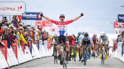 Van der Poel wint zijn laatste wegwedstrijd van het seizoen