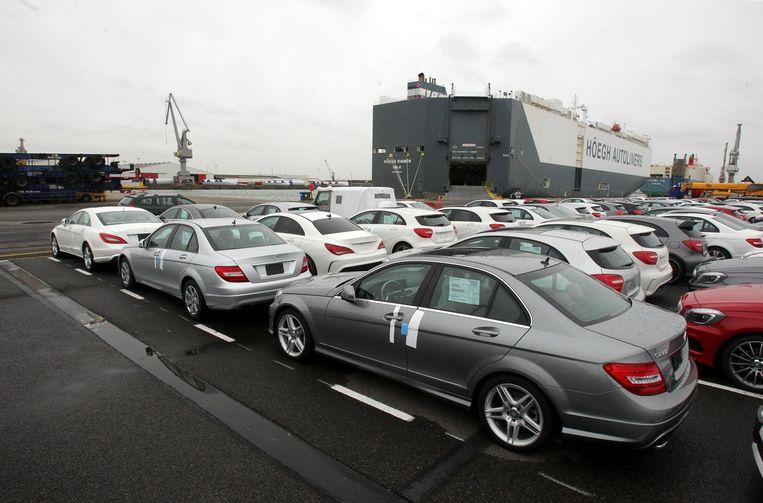 Meer dan 2,8 miljoen wagens werden behandeld.