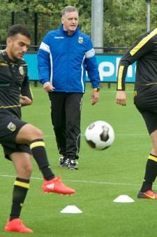 Jong Vitesse op herhaling tegen Barendrecht