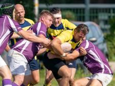 Bemmelse rugbyers ook met drie 'leenWasps'   niet voorbij Wasps uit Nijmegen