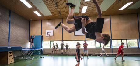 'Nablijven' op school in Oldenzaal, gewoon omdat het leuk is