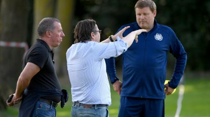 "FT België. ""Wrevel tussen Coucke en Vanhaezebrouck neemt toe"" - Danjuma krijgt voetbalbrace"