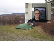 Het mysterie van de 'tentman' dat een Noors dorpje al 10 jaar bezighoudt