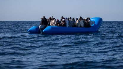 Mogelijk 170 migranten omgekomen bij twee schipbreuken op Middellandse Zee