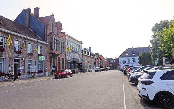 Het marktplein van Opwijk en de omgeving er rond krijgen gratis wifi.