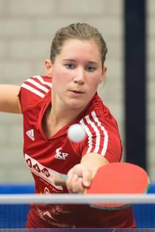 Vrouwen SKF uitgeschakeld voor landstitel
