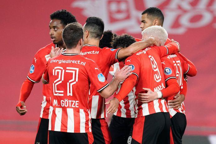 PSV sloot twee weken geleden het vorige wedstrijdblok af met winst op Willem II.