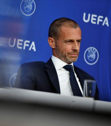 UEFA houdt vast aan EK in twaalf steden mét fans