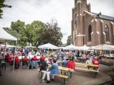 Afblazen Hele Vasse Bakt, deert bezoekers Sfeermarkt niet