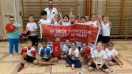 Karateclub Kazoku mag 'Maand van de Sportclub' openen bij Sint-Laurens Zelzate-Oost