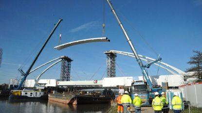 Werken aan Liersebaan en brug in Massenhoven stopgezet voor onbepaalde duur