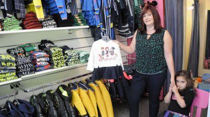 Vicky Kirsch opent winkel in kinderkleding ASK
