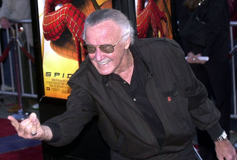 Stan Lee overleed op 95-jarige leeftijd.