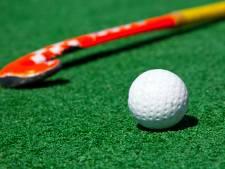 Hockeysters Upward al zes wedstrijden ongeslagen