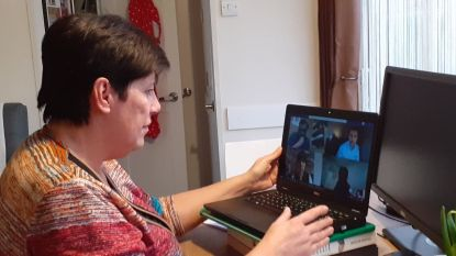 Minister Somers komt op bezoek op 'virtuele commissie', iedereen kan meeluisteren