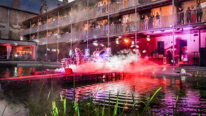 """Feesten vanuit je hotelkamer op IIIMAGINE: """"Eindelijk dat zalig festivalgevoel"""""""