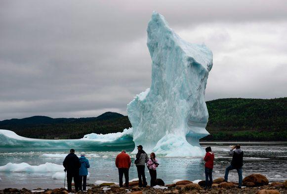 De klimaatverandering bezorgt de inwoners van Groenland enorm veel stress, kopzorgen en soms zelfs angstaanvallen.