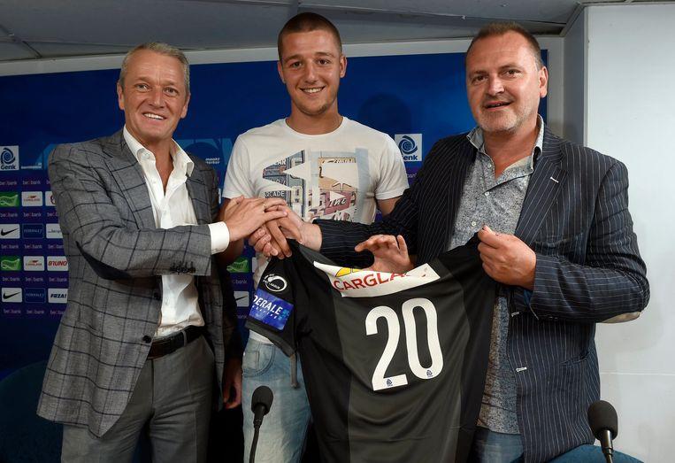 Voor 1 miljoen gekocht, voor 18 miljoen verkocht: Milinkovic-Savic was méér dan een geslaagde transfer van Racing Genk.