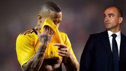 Martínez vloog zelfs naar Rome: Nainggolan niet naar WK na persoonlijk bezoek van bondscoach