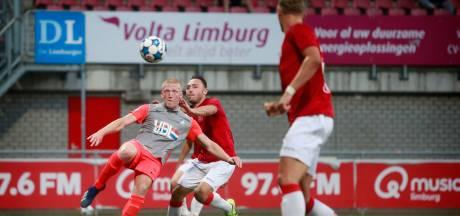 Derde oefenverlies op rij voor FC Eindhoven: eigen goal helpt MVV