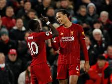 Mané steelt de show in derby met Everton