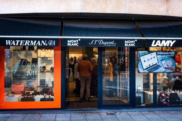 Pandava opent op de Bredabaan een derde winkel door de overname van Pens & Bags.