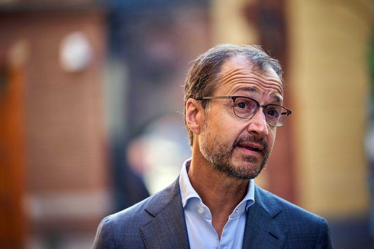 Minister Wiebes had nog zo gezegd dat hij de kosten van de transitie naar aardgasvrij helemaal ging 'platslaan'. Dat gaat dus niet gebeuren. Beeld ANP