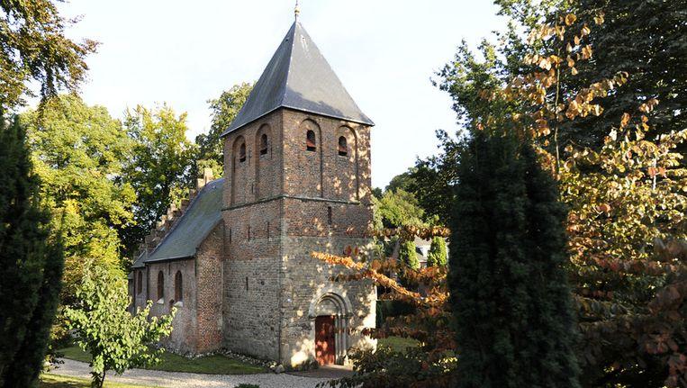 Naar verluid de kerk van de vermoorde dominee Beeld ANP