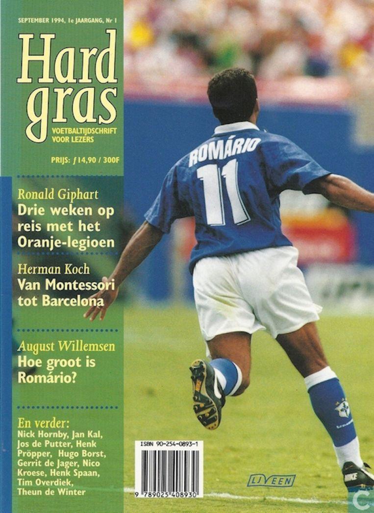 null Beeld Hard gras, een editie uit 1994