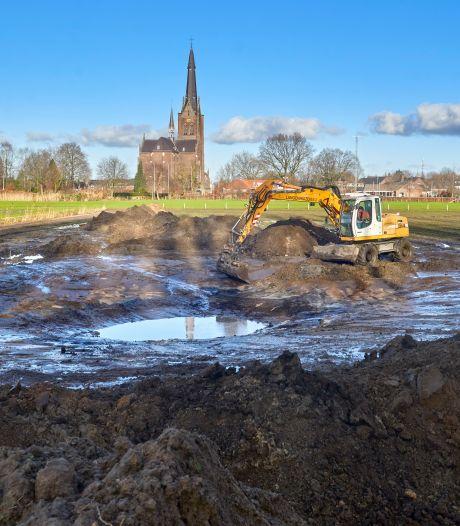 Nieuwe natuur op landbouwgrond in Aa-dal Heeswijk-Dinther