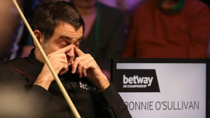 Graeme Dott schakelt Ronnie O'Sullivan uit op World Grand Prix snooker