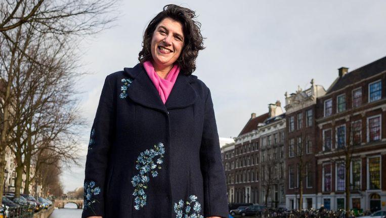 Irene Hemelaar Beeld Rink Hof/Het Parool