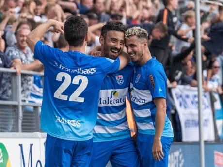 Trefzekere Reza nog niet klaar voor 90 minuten bij PEC Zwolle