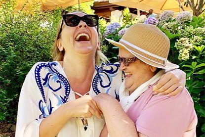 Na het drama: Vlaams-Turkse Hadise en haar mama kunnen weer ademhalen