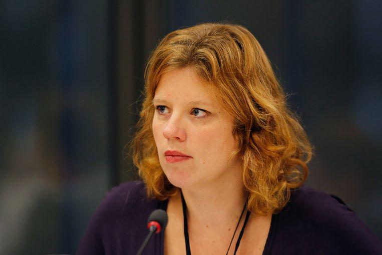 Groenlinks-Kamerlid Linda Voortman Beeld anp