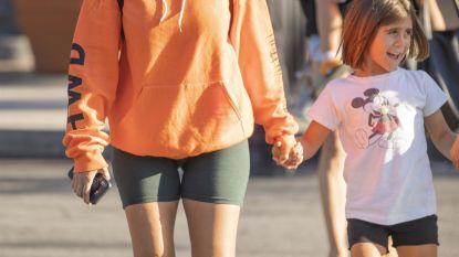 Problemen bij de Kardashians: nanny stapt op nadat 7-jarige dochter van Kourtney haar in het gezicht krabt