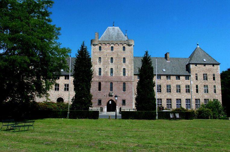 Het kasteel van Male.