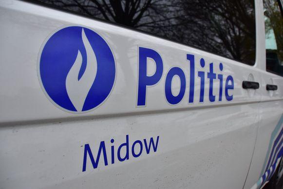 De politiezone Midow deed de vaststellingen.