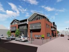 Buurt in Delden overvallen door bouwplannen Rabobankpand